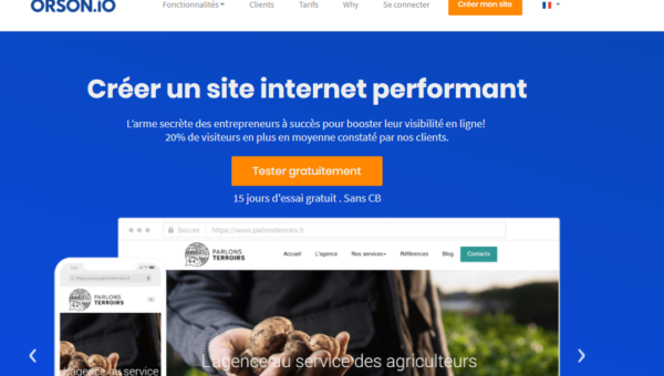 Créer un site internet performant