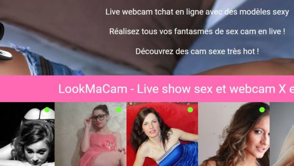 La webcam X la plus hot